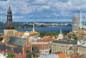Tallinn  & Riga 4 dagar  21 maj