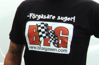 "T-shirt ""BIG"" small"