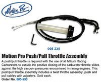 MotionPro Gasvajer-kit