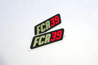 FCR Decals