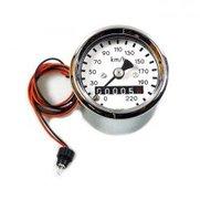 Mini hastighetsmätare  2:1 48mm.
