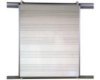 Blädderblockstavla-VISION/Melamin / Alu 72x100 cm