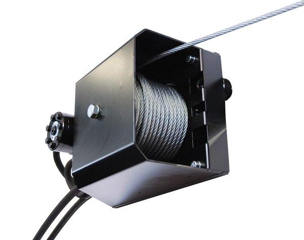Hydraulische Winde We-1400 M3S12 mit Radio