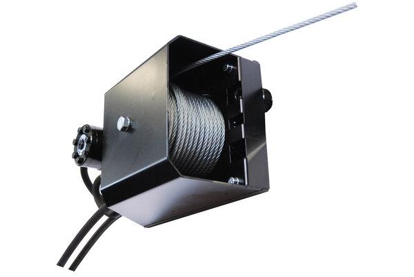Hydraulvinsch We-1700 M3S12 med radio