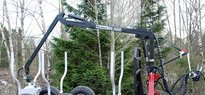We-4200 complete with 3t rotator and grapple We-14