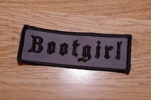 Patch Bootgirl