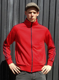 Track Top Red