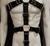 Leather Bondage Body Harness