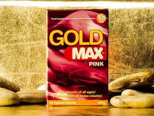 GoldMAX PINK (10 Capsules X 10Pack)