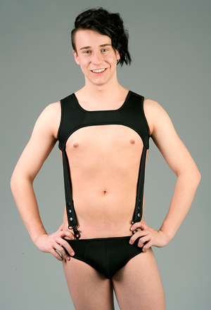 Combination Neoprene Harness Omega