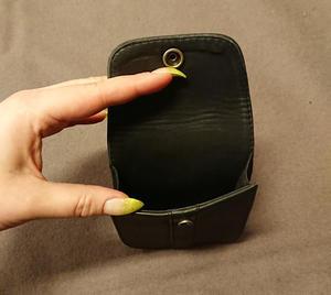 Liten Väska för Skärp (Flera färger)