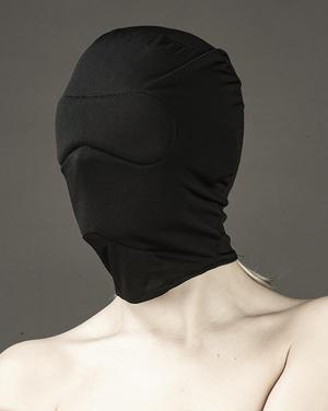 Black Nylon Hood