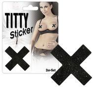 Bröst klistermärken X