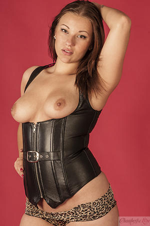 Corset-West underbust model