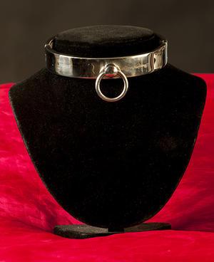Rostfritt Collar 20 x 105 mm