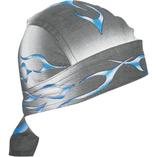 Zan Headgear Tank Flame Blue