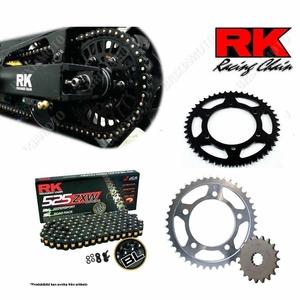 Drivpaket 1190 RC8/RC8 R(black)