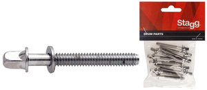 10Ps Tension Rod W/Washer 42Mm