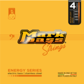 MB Energy Bass Stainless - 045 065 080 100