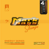 MB Energy Bass Stainless - 045 065 085 105