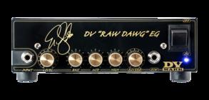"""DV Mark Eric Gales """"RAW DAWG"""" 250w Head"""