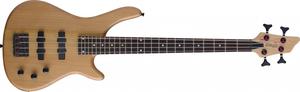 3/4 Fusion Bass Gt-Nat.Satin