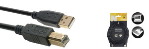 5M/16Ft Usb Cable/Std A-B 2.0