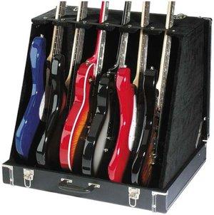 6 Elec Or 3 Acoust Guitar Case