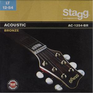 6-Str Ac.Set/Bronze/Light