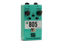 805 Overdrive Seymour Duncan Pedal