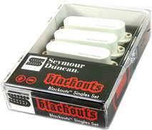 AS-1s Blackouts Set, Hot Strat White