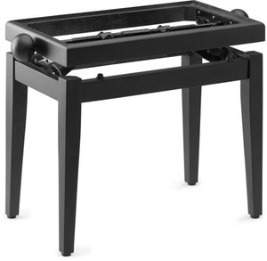 Black Pianobench, Mat