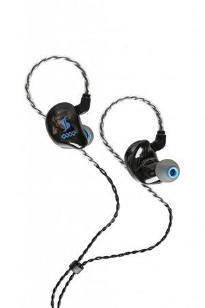 4-Driver In-Ear Monitor Black