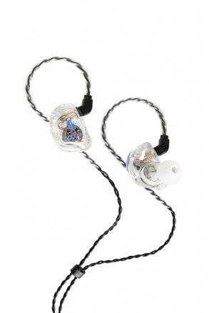 4-Driver In-Ear Monitor Trans