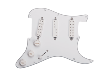 Pickguard ,Everything Axe,Wht w/Liberator