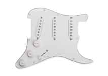 Pickguard California 50s set SSL White Assy