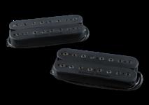 SET Alpha & Omega 8-string  Humbucker set Blk