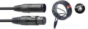 15M/50F Dmx Cable Xlrf-Xlrm 3P