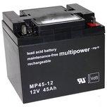 Multipower MP45-12  M6/14,11kg