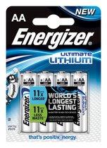 Energizer Litium AA/4 st