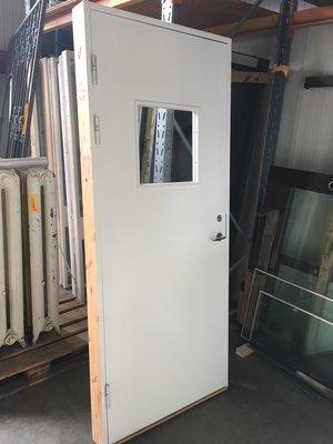 Ljudklassad innerdörr 9x21