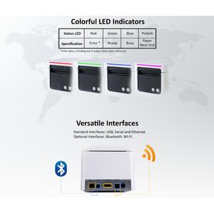 TRITON POS RP-200, 80mm, RS232+USB+Ethernet