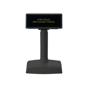 Star SCD122 VFD kunddisplay (2x20), USB