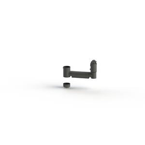 SpacePole Swingarm, 300mm med DuraTilt fäste