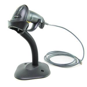 Zebra LS2208, 1D, SR, multi-IF, kit (USB), anthracite