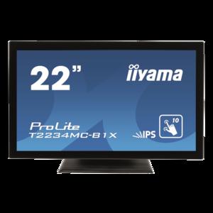 iiyama ProLite T2234MC - 21.5'', Projected Capacitive, 10p, Full HD
