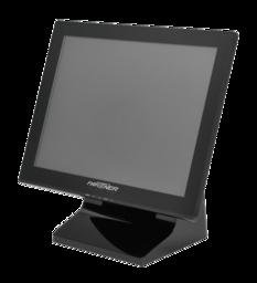 """Partner 15"""" Bezel Free LCD med TOUCH"""