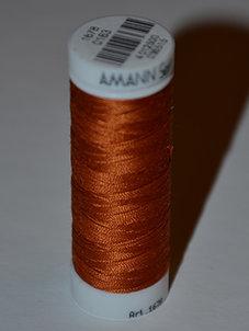 SYTRÅD - brun (rost/koppar) 163