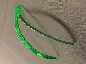 CATTAILPALJETTER - grön