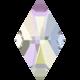 2709 Rhombus Crystal AB 13x8 mm